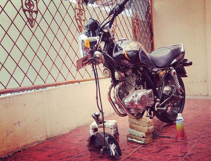 Suzuki Gs250 Gsx250 Thunder250 Bike Motorcycle