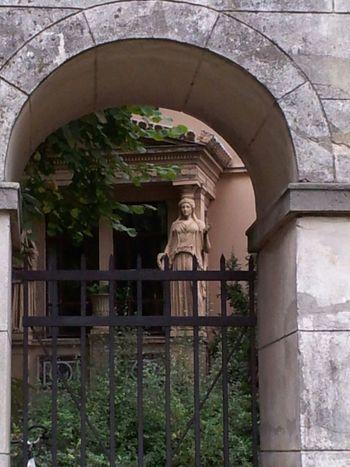 Garden Architecture Forbidden Places Gate