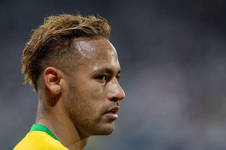 neymar Neymar Jr Portrait Headshot One Person Young Adult Sport Looking Adult Team Sport