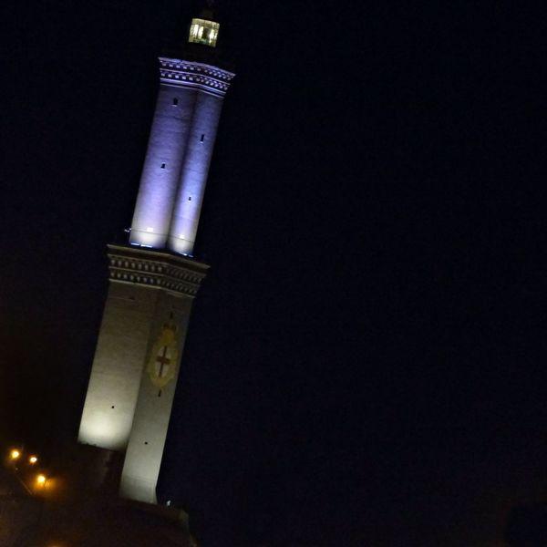 The Architect - 2017 EyeEm Awards Lanterna Di Genova Lantern Lanterna Night Architecture