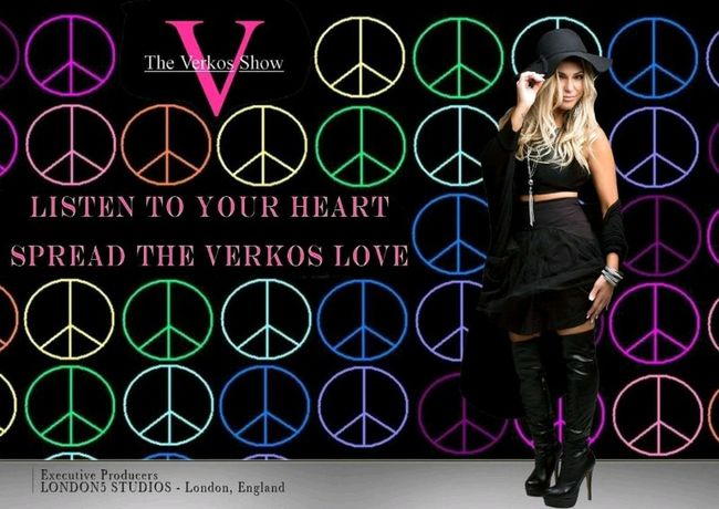 "WORLD!!!.... are YOU READY for the LOVE 💞✌ LONDON 5 STUDIOS.... THE VERKOS SHOW WE ARE BRINGING LOVE TO EVERYONE ...""SHARE THE VERKOS LOVE""... WE ARE IN YOUR CITY..... EVERYONE TOGETHER .... LOVE IS GLOBAL... WE UNITED AS ONE ... THE VERKOS SHOW ..PEACE, ...LOVE... UNITY,... and YOU !!! ...............THE VERKOS SHOW ... WE ARE HERE !!!... SHARE THE LOVE WITH US !!!!!! Anastasia Verkos #anastasiaverkos #theverkosshow #talkshowangel #televisionseries #london5studios #TVSeries #TVShow #London #NYC #love #passion #life #inspire #empower #motivation #inspirational #show #truth #believe #faith #create #dreams #achieve #success #positiveenergy #onelove #media #entertainment #world #global Anastasiaverkos Theverkosshow Talkshowangel Televisionseries Tvseries Tvshow London NYC Inspire Empower Love Entertainment Media Positiveenergy Global World OneLove Show Picoftheday Photography Blond Hair Portrait Full Length Standing Looking At Camera Arts Culture And Entertainment Fashion Individuality Eyeglasses  Casual Clothing"