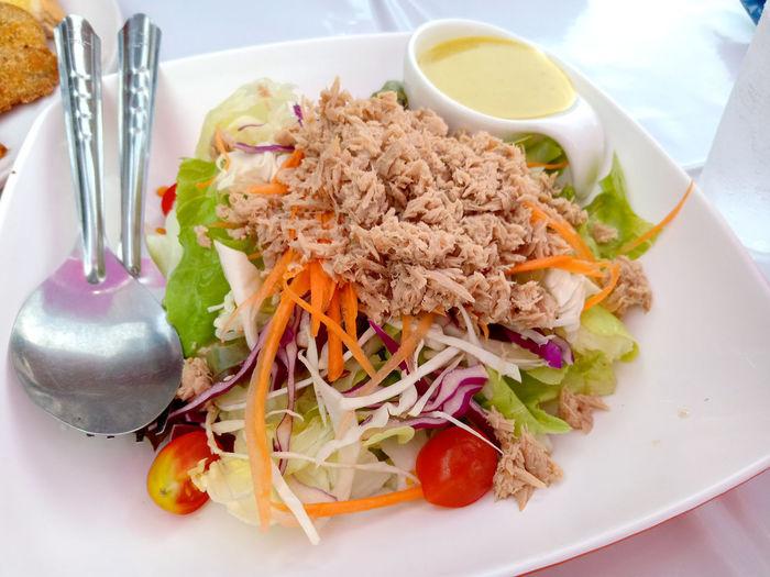Tuna Tuna Salad