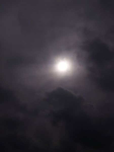 Fullmoon in the sky. Moon No People Astronomy Space Outdoors Illuminated Night Moonlight Moon_collection Cluody_sky Nature Sky Beauty In Nature Nighttime