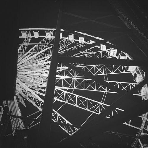 Blackandwhite Ferris Wheel Streetphotography Thetabernacle