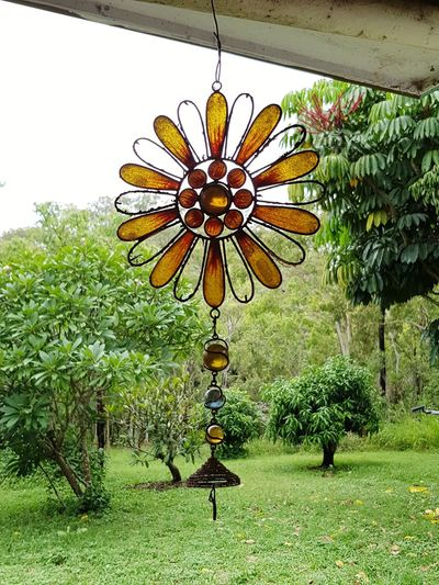 wind ornament -
