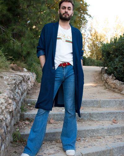 Modeling Model Man Fashion Photography Outfit Beautiful Outfitoftheday Fashion Beard