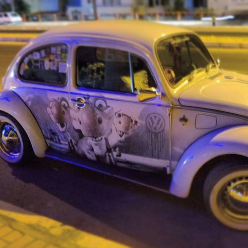 Vosvos Tosbağa Dinazor Volkswagen eski beetle