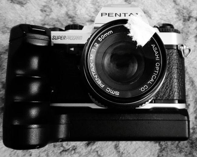 Pentax Pentax Super Program Pentax ME Winder II Pentax SMC M Lens 50MM F/2