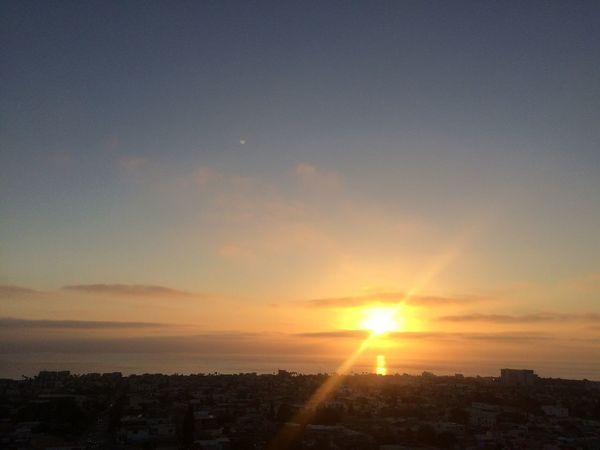 Sunset No People JM