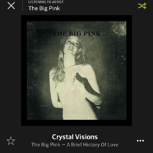 今日我的心情好大粉紅……TheBigPink