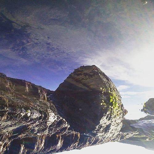 lago en el cielo Sea And Sky Mirror Nature Heaven Peace Patagonia Nature Photography Blue Sky Lagoenelcielo