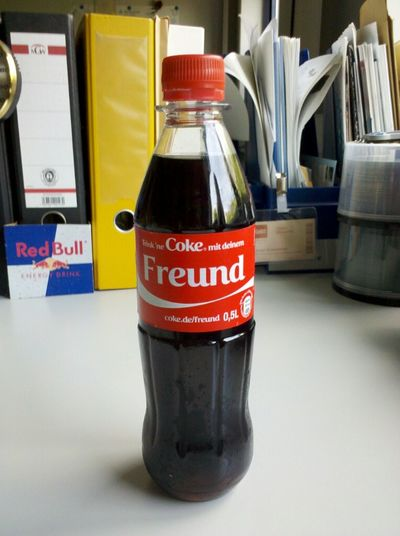 Trink ' ne coke