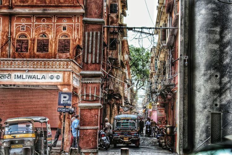 Jaipur streets. Morning scene. Eyeemphotography Eyeempic View Morning Jaipurdiaries Jaipur Streetphotography