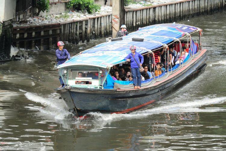 The Great Outdoors - 2015 EyeEm Awards Bangkok Thailand Boat