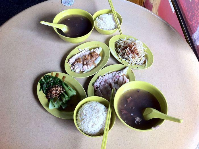 Asian Food Bowl