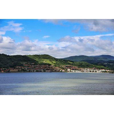 Romania - Serbia View Landscape Dunaj Dunajriver Canon Gtcreate Holydays