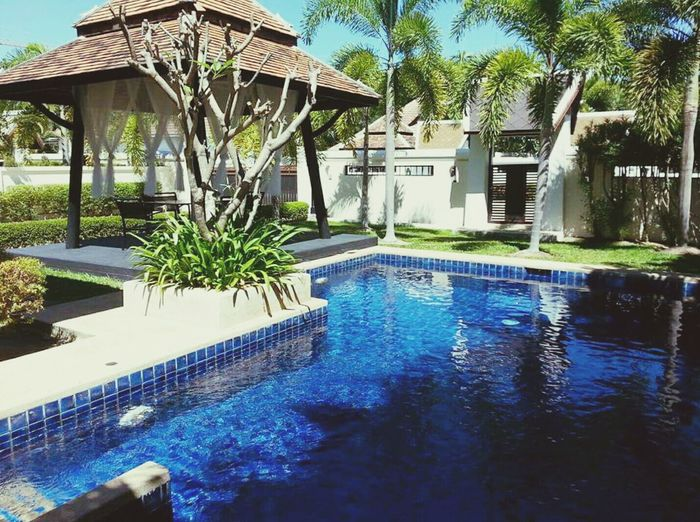 Amazing pool villa Pattaya Thailand
