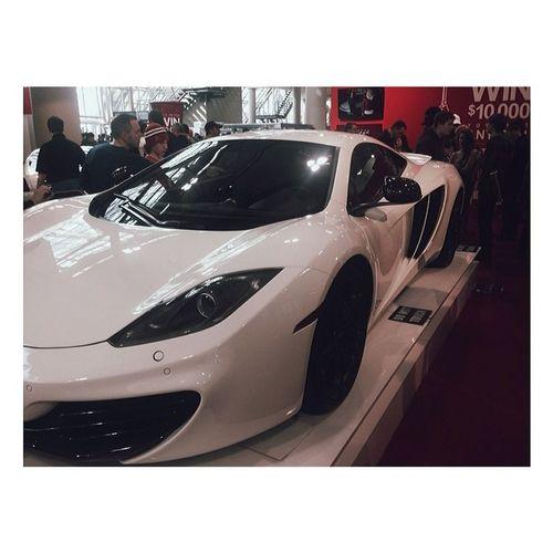 McLaren Cias Cias2014 Toronto torontoautoshow autoshow car cars carlovers