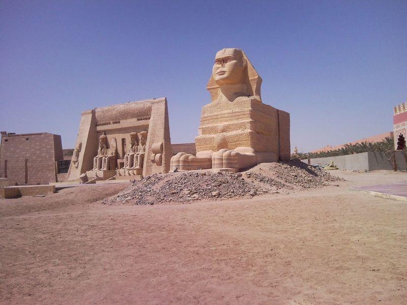 Sfinx Egypt