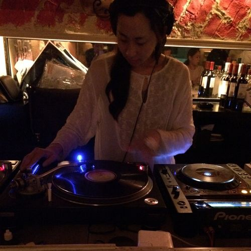 DJing Party Weekday Happiness
