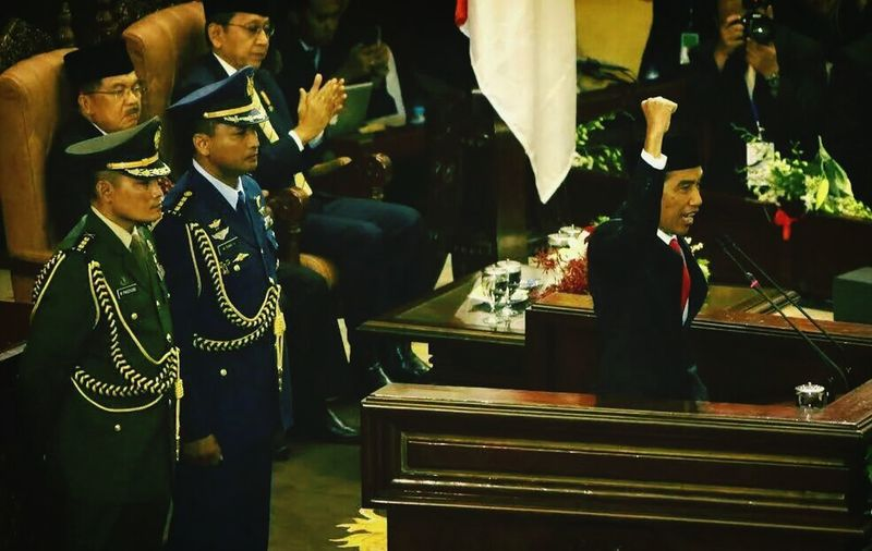 Presidenjokowi Indonesiabaru 20Oct2014 Hello World