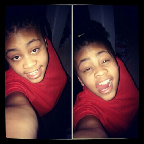 I Was OMW To Basketball Practice!! But They Canceled It!! :)