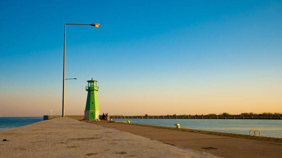 Light House at