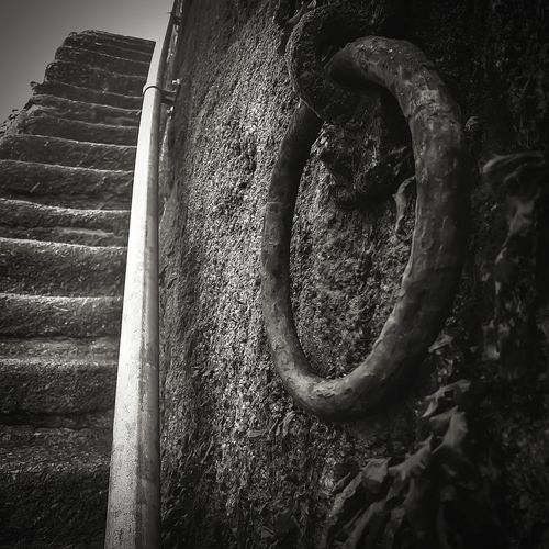 No People Day Outdoors Close-up Nature Tourism Travel Destinations Ring Stairs Stairs And Steps Photographic Memory Black And White Black And White Photography Close Up Photography Close Up Shoot