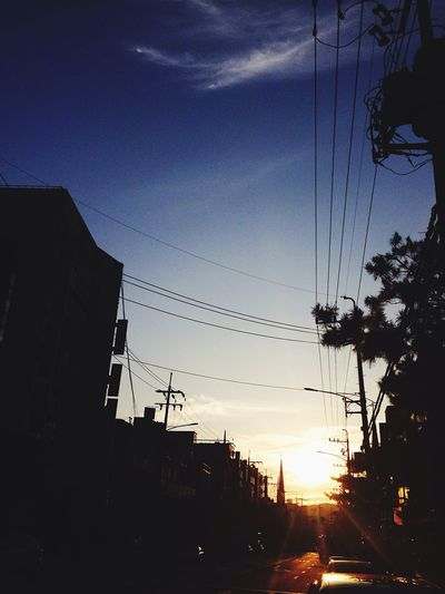 Morning Sunlight Sky First Eyeem Photo