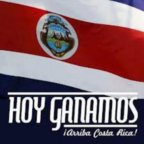Bien Costa Rica si se puedo GANAMOOOOOOS MihermosaCostaRica ORGULLOSADESERTICAA Puravida GrandesTicos
