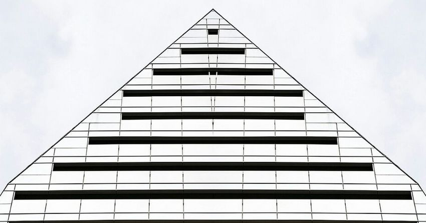 Building Exterior No People Architecture Sky Outdoors Lines And Angles Urban Geometry Abstract Geometric Shape Urban Puerto Madero, Argentina City Architecture Blackandwhite Black & White Silhouette Black And White Photography Silhoutte Photography puerto madero