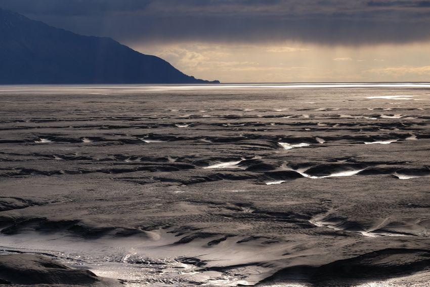 Alaska, beautiful Alaska! Beauty In Nature Nature Scenics Tranquil Scene Tranquility Water Sky Sunset Sand Idyllic Mountain Outdoors Alaska The Great Outdoors - 2017 EyeEm Awards