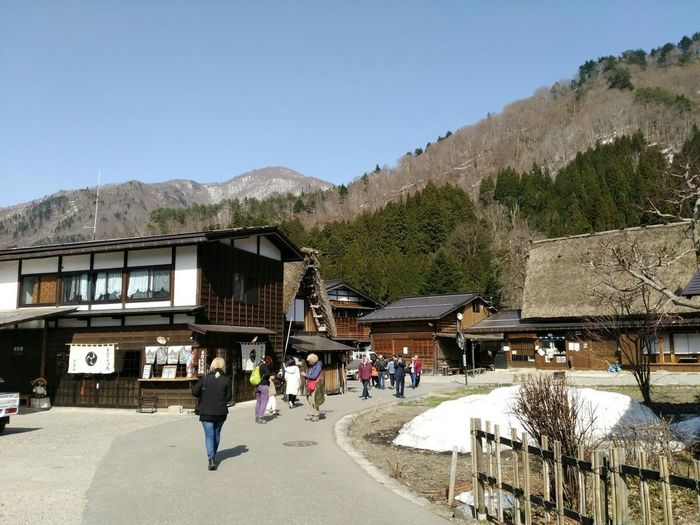 岐阜県を攻める旅 Shirakawagovillage Shirakawago Gifu_japan🇯🇵 白川郷 行くぜ岐阜 合掌造り 世界遺産 JapanAdventure Explorejapan Japantrip Amazingplaces JapanHoliday Beautifulplaces TravelJapan Wonderful_places Trip EyeEm Selects Beauty Of Nature Beauty In Nature EyeEm Nature Lover Japanese Culture Japanese Style EyeEmBestPics EyeEmNewHere EyeEm Best Shots - Nature Enjoying Life Japan Lovers Scenery Mountain Tree Sky Architecture Building Exterior Built Structure