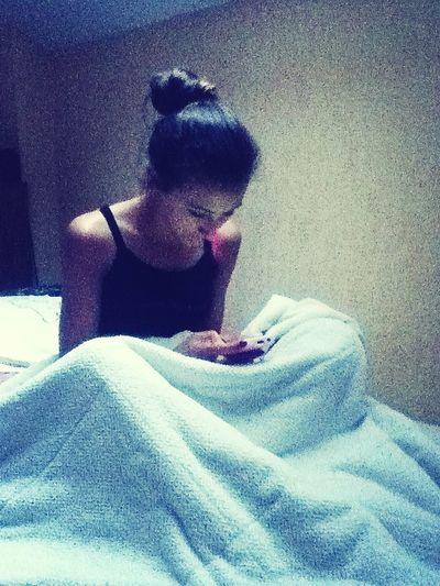 une moche skouate mon lit