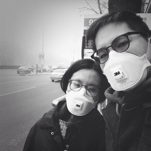 听说今天晚上有北风,北京抗霾即将迎接伟大胜利!