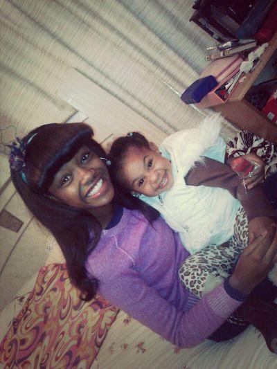 Me & My Favorite Baby Ashley