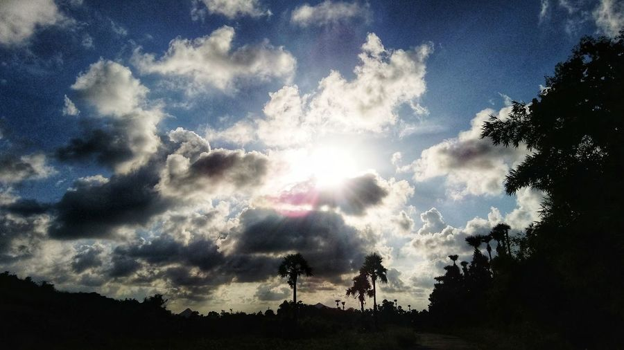 """""""A cloudy meetup"""" Sky Sky And Clouds Sky Collection Skyscape Clouds And Sky Clouds Cloud_collection  Clouds And Sunset  Evening Fresh Sunbeam Environment Nature Beauty Thunder Clouds Mood Sweet Clouds"""