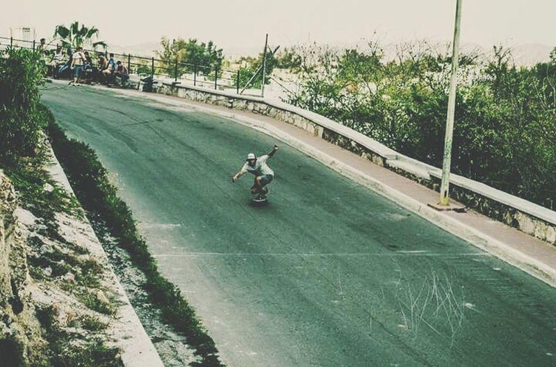 Longboard Downhill/ Freeride Lifestyles Mexico Mazatlan Skatelife