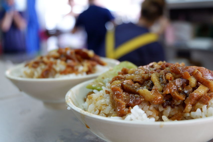 Braised Pork Belly Chinese Food Rice Taipei,Taiwan Taiwan Taiwan Food Taiwanese Food Braised Pork Rice Minced Pork