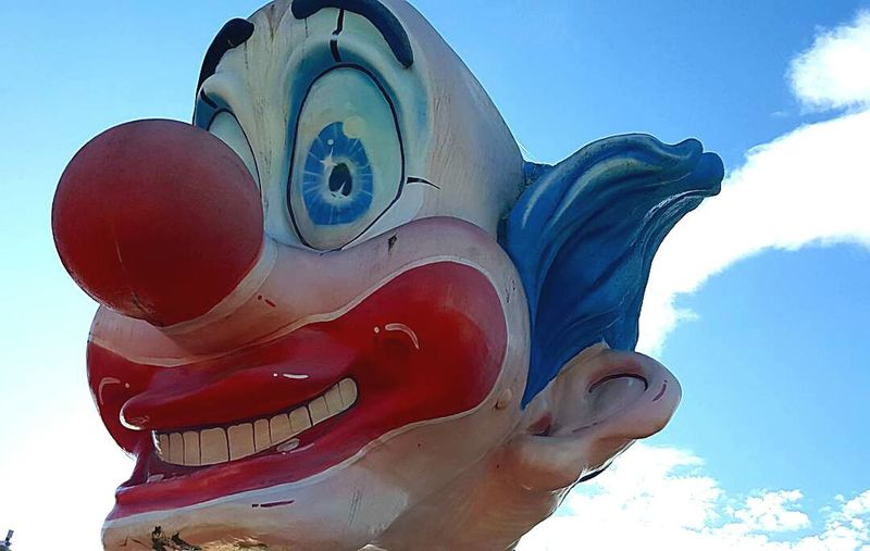 The Week On EyeEem SPAIN Movilefotografy Movilgrafias Payaso Feliz Clown, Alegría