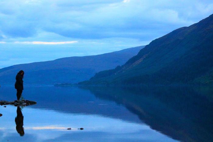 Lost In The Landscape Loch Ness Loch  Scotland Photography Photographer Canon Canonphotography Landscape Lost In The Landscape