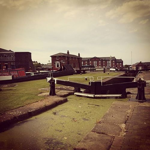 Another day out learning about England's industrial past. Nationalwaterwaysmuseum Canal Manchestershipcanal Shropshireunioncanal Ilovemuseums