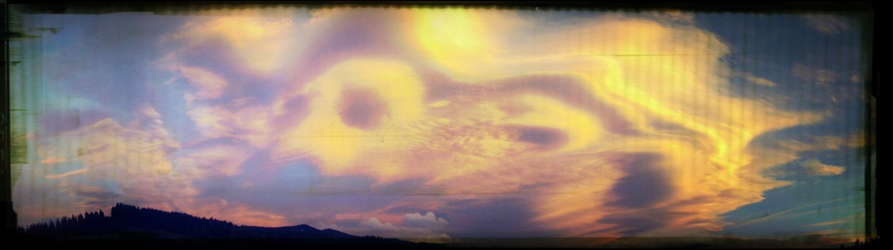 Clouds Sunset Sky Enjoying The Sunset Clouds And Sky