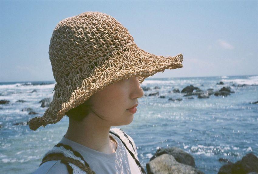 Beach Summer 35mm Film Film Photography JEJU ISLAND