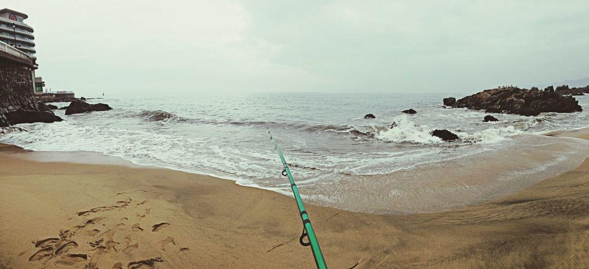Matando tiempo! Mañana de pesca ????