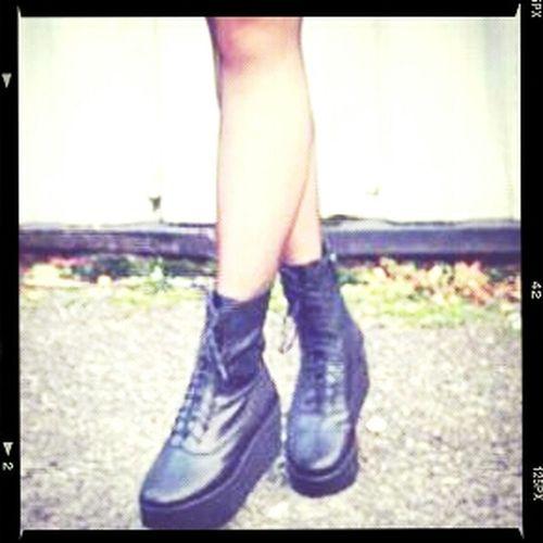 Boots Platforms