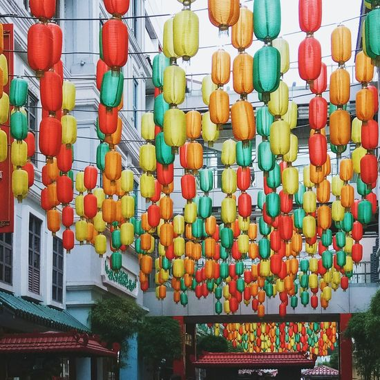 Philippines Chinatown Philippines Lantern