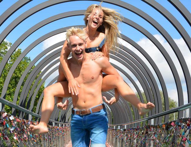 Summer Views Couple Love Having Fun Open Edit Happiness Eye4photography  EyeEm Best Shots The Moment - 2015 EyeEm Awards