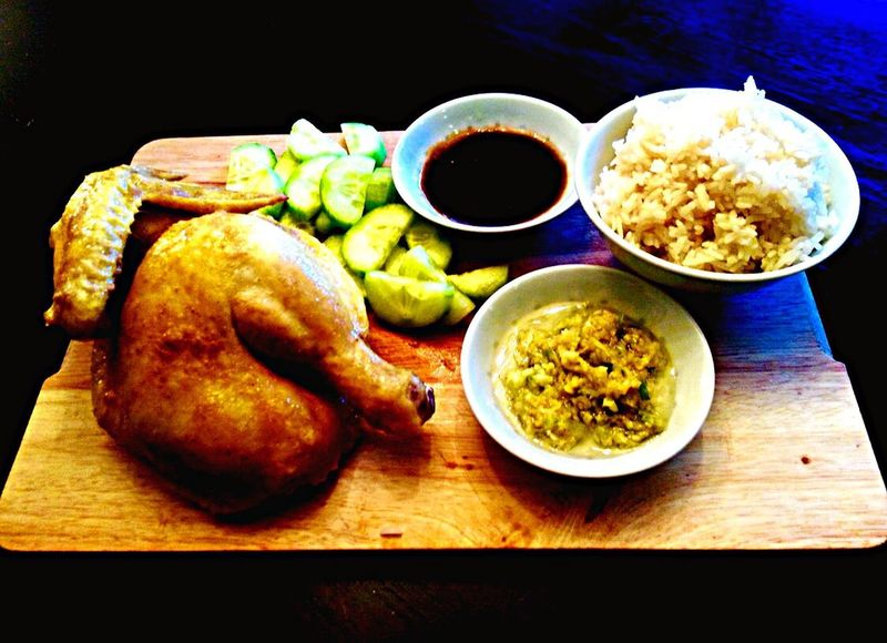 Chicken Rice Chickens Poultry Chinese Food Hainanchicken Hainanese Chicken Rice Chinese Food Chinese Cooking Asian Foods Singaporean Food Malaysian Food Food And Drink Main Course Foodphotography Food Porn Foodie Set Meal Dinner Fusionfood Showcase: February Home Cooking Home Cooked Meal EyeEm Best Shots EyeEm Gallery EyeEmBestPics