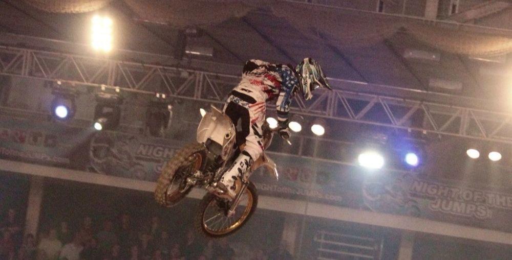 Night Of The Jumps  Freestyle Motocross Motocross Sport